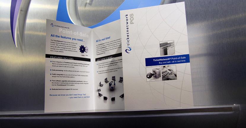 TicketNetwork POS Brochure