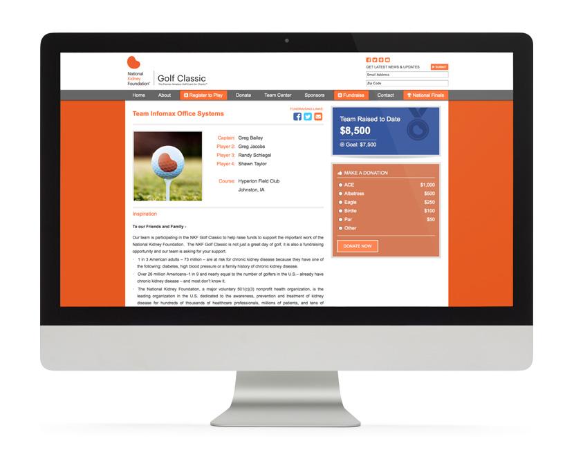 NKF Website Team Page