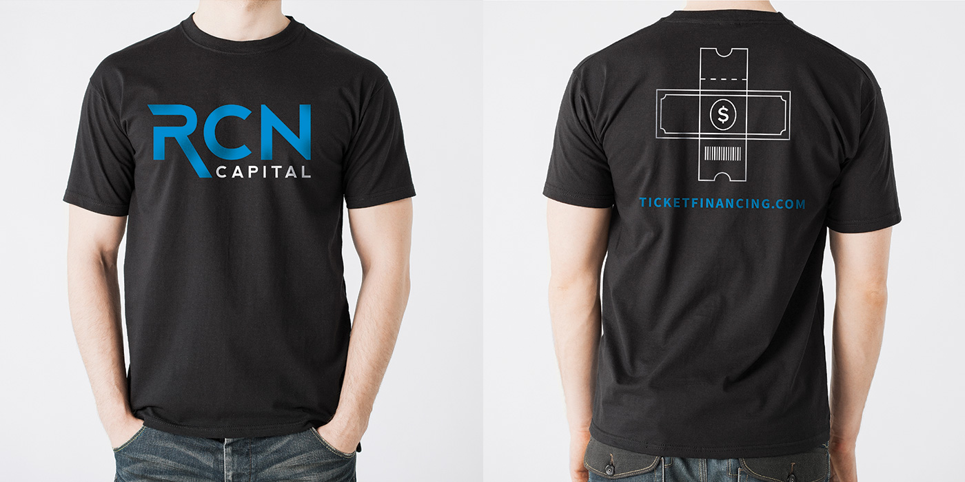 RCN Capital Ticket Financing T-Shirt