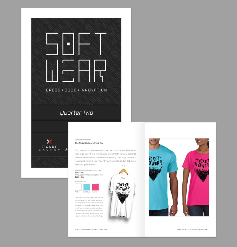 SoftWear Catalog